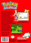 NES - Pokemon Red Version (back)