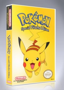 NES - Pokemon: Special Pikachu Edition