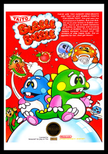 NES - Bubble Bobble