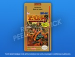 NES - POW Prisoners of War 2-Player Simultaneous Edition Label