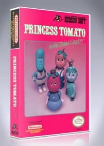 NES - Princess Tomato in the Salad Kingdom