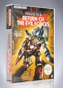 NES - Probotector II: Return of the Evil Forces