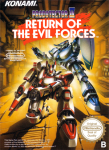 NES - Probotector II: Return of the Evil Forces (front)