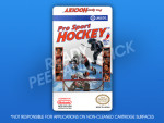 NES - Pro Sport Hockey Label