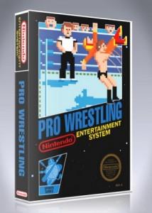 NES - Pro Wrestling