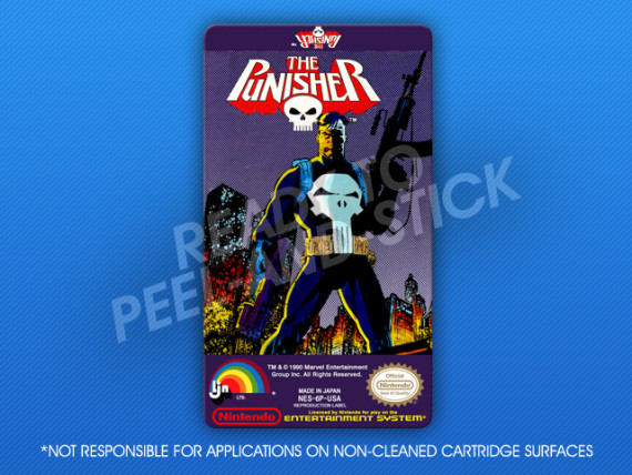 NES - The Punisher