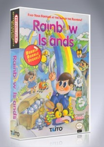 NES - Rainbow Islands