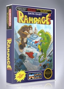 NES - Rampage