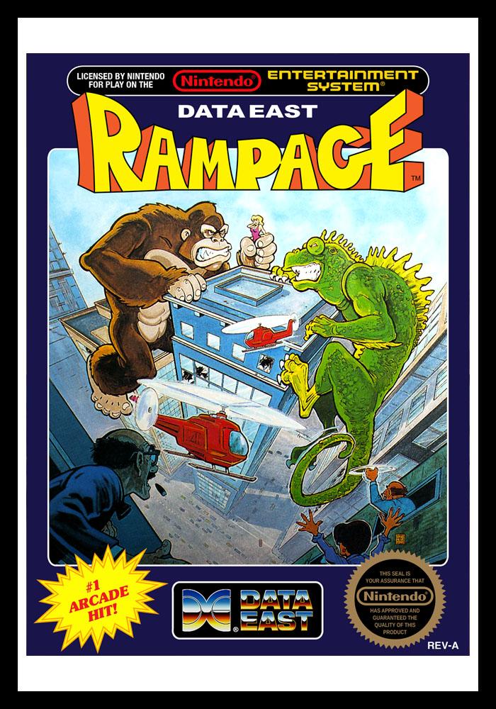 Best Version Of Rampage Resetera