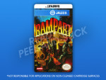NES - Rampart Label