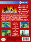 NES - Rampart (back)