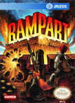 NES - Rampart (front)