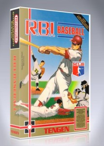 NES - RBI Baseball