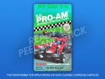 NES - R.C. Pro-Am Label