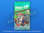 NES - R.C. Pro-AM Featuring Mario! Label