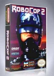 NES - RoboCop 2