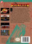 NES - Rocketeer, The (back)