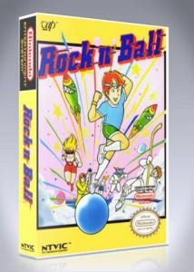 NES - Rock 'n' Ball