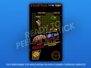 NES - SD Hero Total Battle