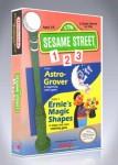 NES - Sesame Street 1 2 3