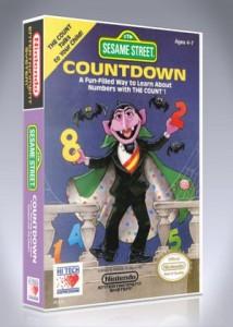 NES - Sesame Street Countdown