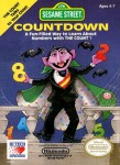 NES - Sesame Street Countdown (front)