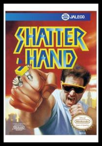 NES - Shatter Hand