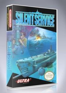 NES - Silent Service