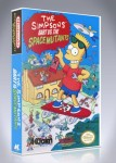 NES - Simpsons, The: Bart vs The Space Mutants