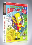 NES - Simpsons, The: Bart vs. The World