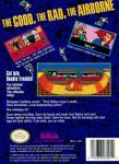 NES - Skate or Die 2 (back)