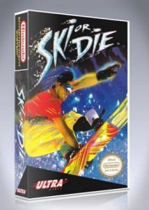 NES - Ski or Die
