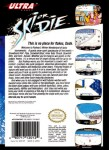 NES - Ski or Die (back)