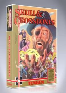 NES -  Skull and Crossbones