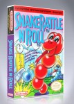 NES - Snake Rattle N Roll