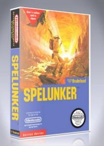 NES - Spelunker
