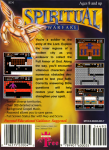 NES - Spiritual Warfare (back)