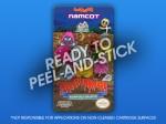 NES - Splatterhouse Label
