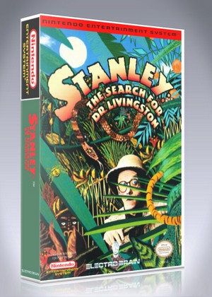 NES - Stanley: The Search for Dr. Livingston