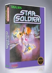 NES - Star Soldier