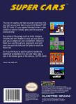 NES - Super Cars (back)