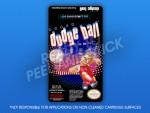 NES - Super Dodge Ball Label