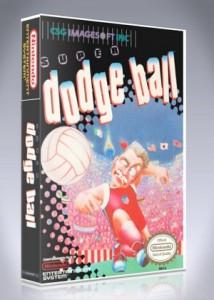 NES - Super Dodge Ball