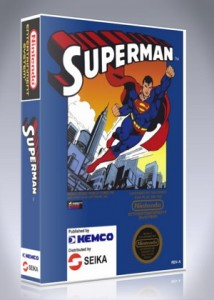NES - Superman