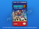 NES -  Super Mario Bros. 3: A New Journey Label