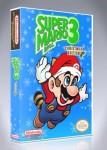 NES - Super Mario Bros. 3: Christmas Edition