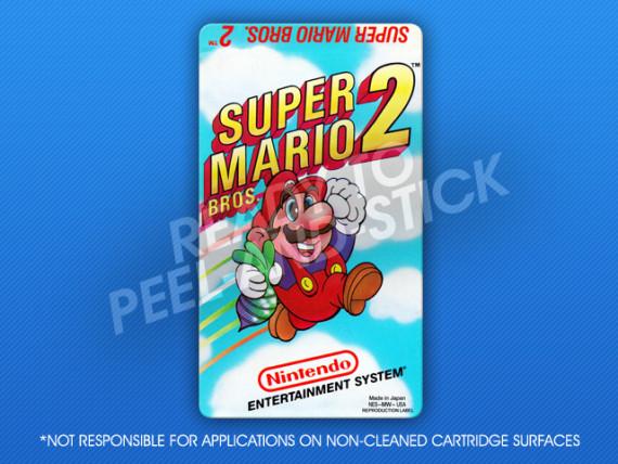 NES - Super Mario Bros. 2