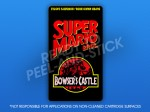 NES - Super Mario Bros. Bowser's Castle