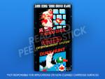 NES - Super Mario Bros. | Duck Hunt Label