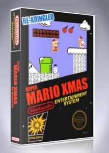 NES - Super Mario Xmas Re-Kringled